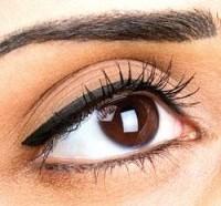 Eyebrows & Eyeliner AFTER