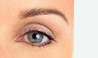 Eyeliner, Lower & Upper AFTER