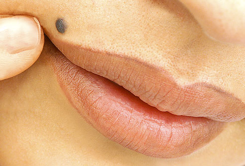 Los Angeles Beauty Mark Tattoo