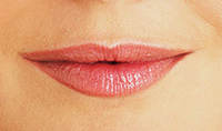 Permanent Makeup - Lips After